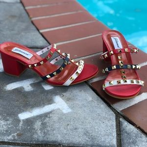 ☀️SAMPLE SALE☀️ Studded Sandals